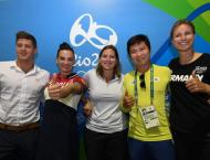 Rio Olympians elect four new members to IOC Athletes' Commissio ..