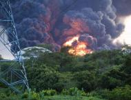 Nicaragua refinery fire under control: officials