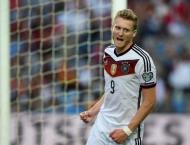 Football: Germany's Schuerrle suffers KO on Dortmund start