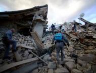 At least three dead in Italian earthquake: media