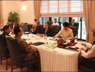 High-level meeting chaired by Prime Minister