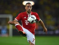 Football: Ancelotti defends 'ticking time-bomb' Ribery