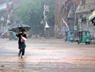 Met forecasts heavy rains in coming 2 days