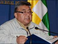 Bolivia's Deputy Interior Minister was killed