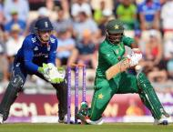 Cricket: Pakistan bat against England in 2nd ODI