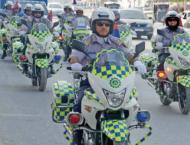 More wardens deployed to maintain traffic during rains