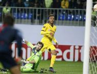 Football: Aubemeyang nets twice as Dortmund win opener