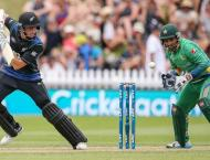 Cricket: England v Pakistan 2nd ODI scoreboard