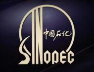 China oil giant Sinopec net profit dives over 20%
