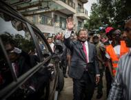 Gabon opposition chief claims election victory