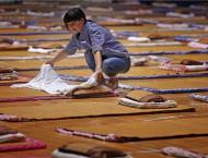 China University gave a temporary bed for parents of new enrolled ..