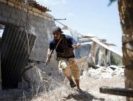 Libyan forces corner IS fighters in Sirte