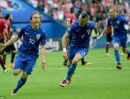 Football: Modric to lead Croatia against Turkey