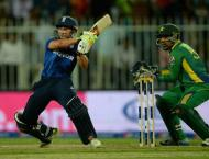 Cricket: England bat against Pakistan in 3rd ODI