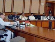 Islamabad: PM chairs Cabinet meeting