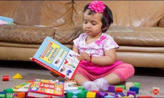 2-year-old girl can name 196 country's capital cities in just 5 ..