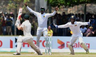 Cricket: Perera five-for takes Sri Lanka closer to win