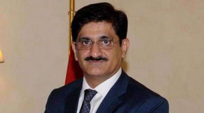 رئيس حكومة إقليم السند يؤكد العزم على تطهير كراتشي من الإرهابيين والمجرمين