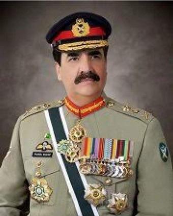 قائد الجيش الباكستاني يصل الصين في زيارة تستغرق يوما
