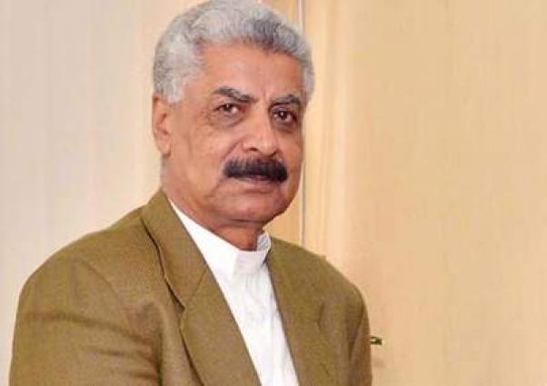 وزير شؤون الأقاليم والمناطق الحدودية الباكستاني يستقبل وزير الخارجيةالتركي