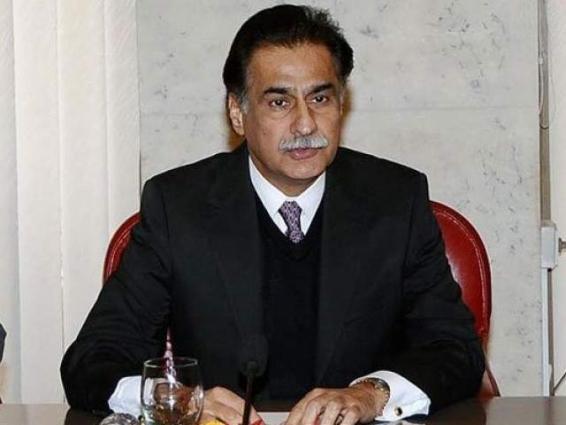 رئيس الجمعية الوطنية الباكستاني يؤكد على ضرورة تبادل الوفود البرلمانية بين باكستان وأمريكا لمعالجة التحديات المتطورة