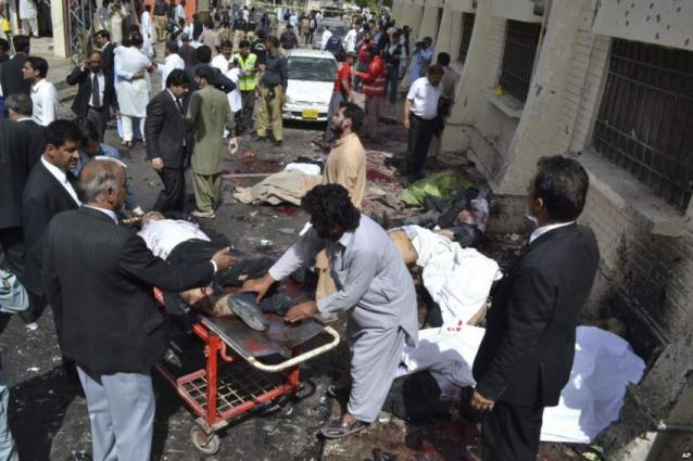 الأمم المتحدة تدين الهجوم الإرهابي على مستشفى في باكستان
