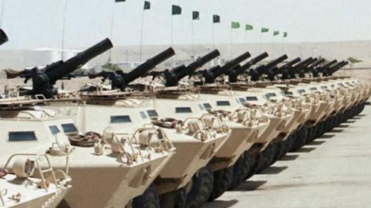 US Approves $1 15 Bn Tank, Weapons Sale To Saudi - UrduPoint