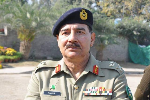 رئيس هيئة الأركان المشتركة للقوات المسلحة الباكستانية يتوجه إلى روسيا في زيارة رسمية