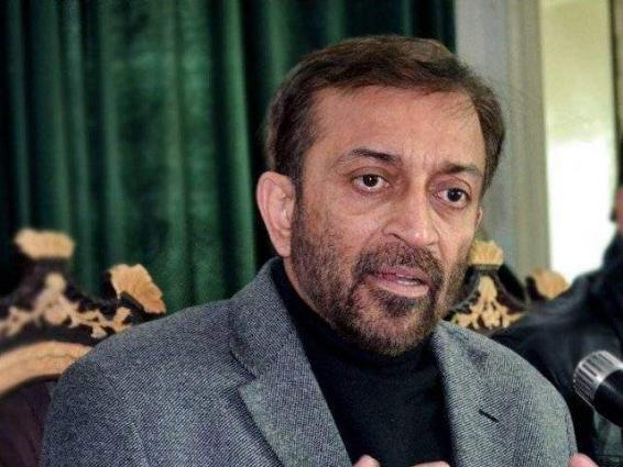 وزير الدفاع الباكستاني يرحب بإعلان فاروق ستار عن إنقطاع الحركة القومية المتحدة من ألطاف حسين