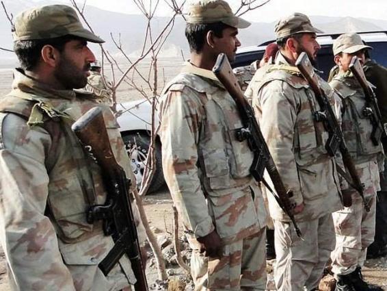 مقتل ستة من رجال الأمن بهجوم مسلح في إقليم بلوشستان