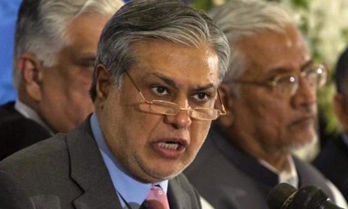 وزير المالية الباكستاني يستقبل نظيره السريلانكي
