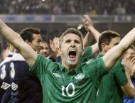 Football: Emotional finale for Ireland's greatest goalscorer Kean ..