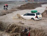 Flash flood likely in parts of Balochistan