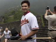 Baseball: Taiwan fans sue over political banner row