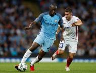 Football: Toure omitted from City Champions League squad