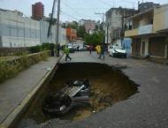 Floods, landslides wreak havoc on Mexico's Acapulco resort