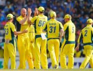 Cricket: Three newcomers for Australia ODIs in S.Africa