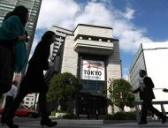 Tokyo stocks end flat ahead of US jobs data