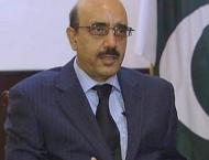 AJK: President desires world to play active role in resolution of ..