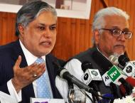 Account deficit stands at $2.480 million in FY 2015-16: Dar