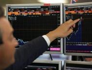 London shares buck global rally
