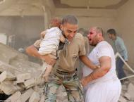 Chemical watchdog warns on Aleppo barrel bomb attacks