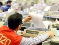 Hong Kong stocks rise, Shanghai flat after China data