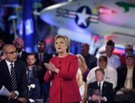 Clinton slams Trump praise for Russia's Putin as 'scary'