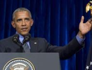 Obama says Trump not qualified to be president