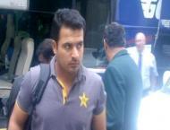 Pakistan cricket team returns home