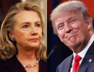 Trump courts pro-life voters, Clinton talks security