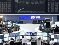 Central bankers weigh on world stocks