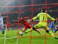 Football: German Bundesliga result