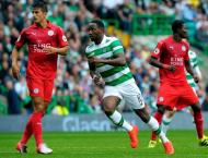 Football: Dembele bags hat-trick as Celtic rout Rangers